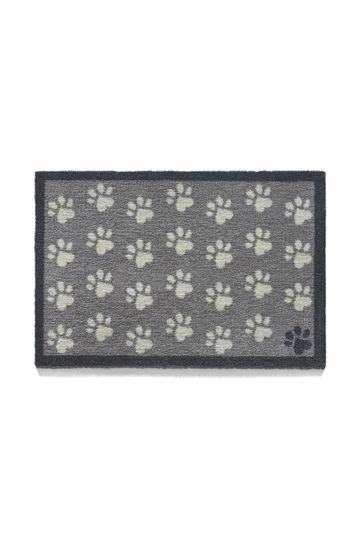 Howler & Scratch Small Paws Washable And Recycled Non Slip Doormat