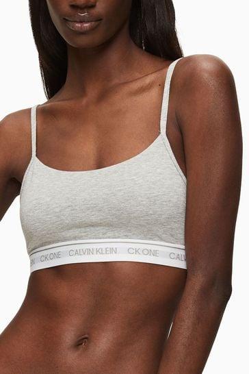 Calvin Klein Grey Bralette