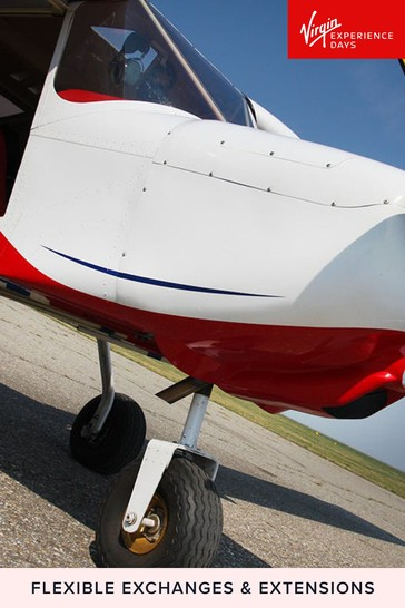 30 Minute Flying Lesson by Virgin Gift Experiences