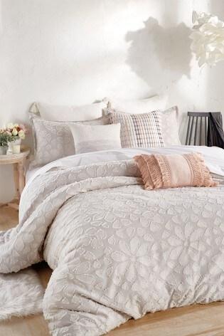 Peri Home Floral Jacquard Pillowcase