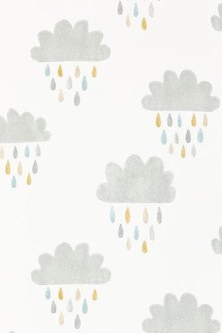 Scion April Showers Wallpaper