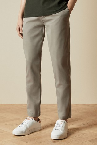 Ted Baker Supper Slim Fit Twill Chinos