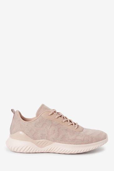 Pink Active Sports Trainers