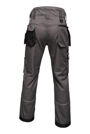 Regatta Grey Execute Holster Workwear Trousers