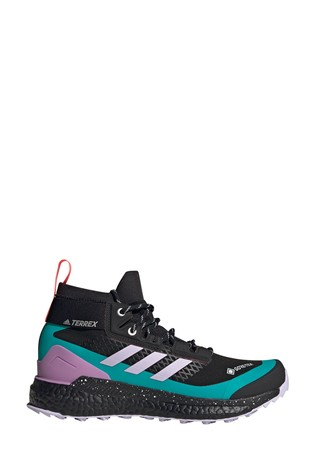 adidas Trail Black Free Hiker Boots