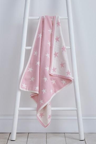 Silentnight Safe Nights Heavy Gauge Knitted Chenille Throw