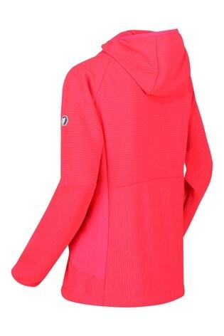 Regatta Womens Terota Hooded Fleece