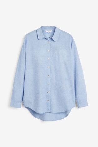 Chambray Casual Shirt