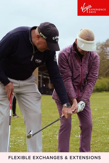 30 Minute Golf Lesson With A PGA Professional by Virgin Gift Experience
