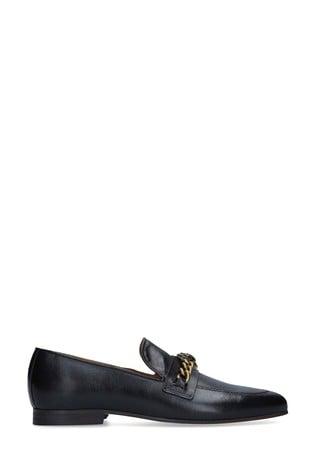 Kurt Geiger London Chelsea Loafer Black Shoes
