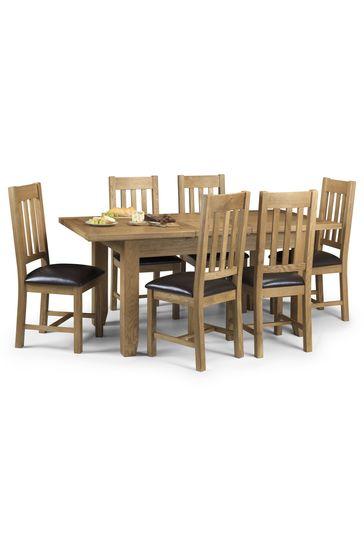 Julian Bowen Astoria Extending Dining Table