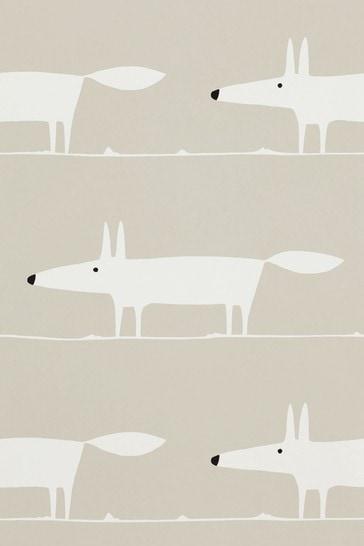 Scion Mr Fox Wallpaper