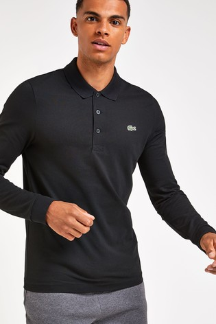 Lacoste® DH2883 Long Sleeve Polo Shirt