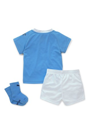 Puma Manchester City Home Baby Kit