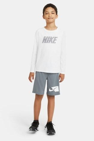 Nike Performance Grey HBR Shorts