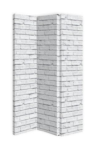 White Brick Room Divider by Arthouse