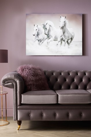 Galloping Waves Wall Art by Art For The Home