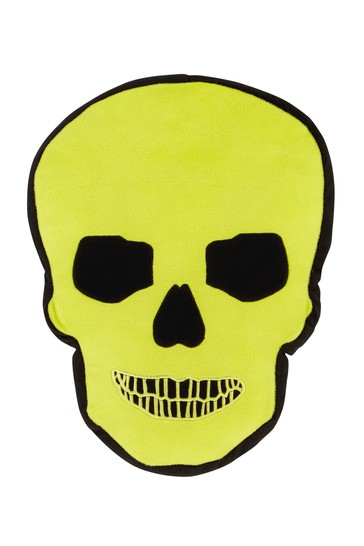 Skulls Cushion by Catherine Lansfield