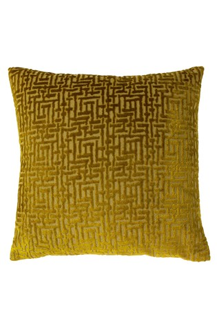 Delphi Jacquard Cushion by Riva Home