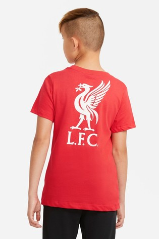 Nike Red Liverpool Ground T-Shirt