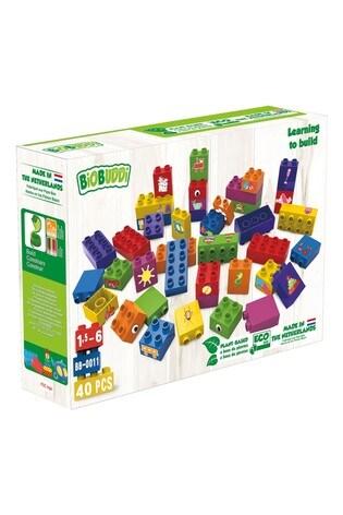 BiOBUDDi  Learning To Build 40 Blocks