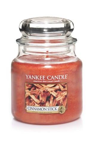 Yankee Candle Classic Medium Cinnamon Stick Candle