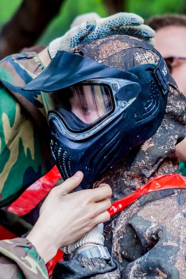 Junior Paintball for Four Gift Experience by Activity Superstore