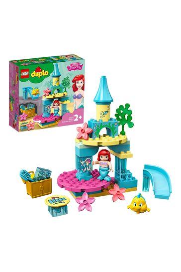 LEGO 10922 DUPLO Disney Princess Ariel's Undersea Castle Set