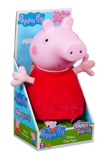 Peppa Pig™ Glow Friends: Talking Glow Peppa Pig™ Figure