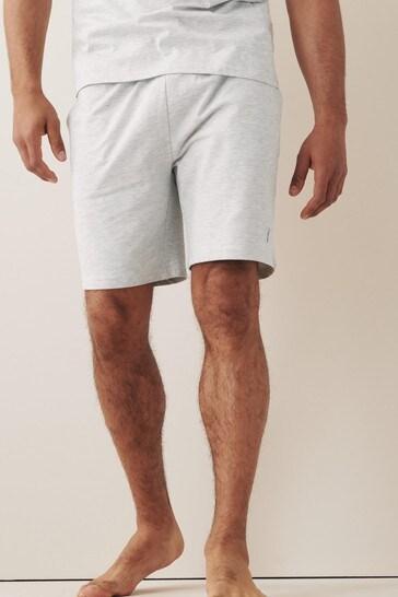 Oatmeal Shorts Lightweight Loungewear