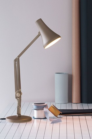 Anglepoise 90 Warm Silver Mini Desk Lamp