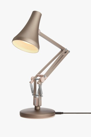 Buy Anglepoise 90 Warm Silver Mini Desk Lamp from the Next ...