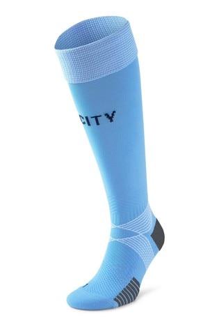 Puma Manchester City Home Socks