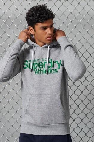 Superdry Core Logo Athletics Hoodie
