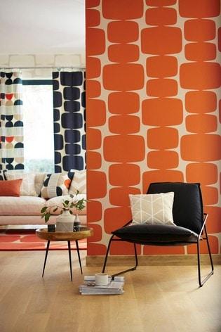 Scion Orange Lohko Wallpaper