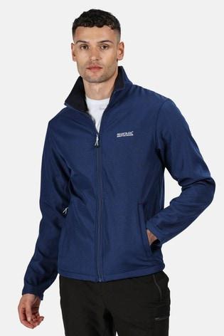 Regatta Blue Carby Softshell Jacket