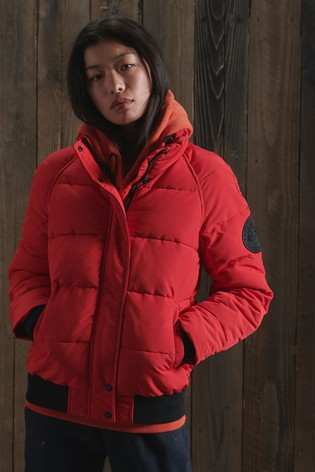 Superdry Everest Non Hooded Bomber Jacket