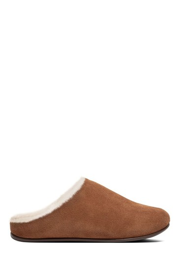 FitFlop™ Chrissie Shearling Slippers