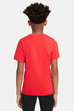 Nike Red Liverpool Evergreen T-Shirt