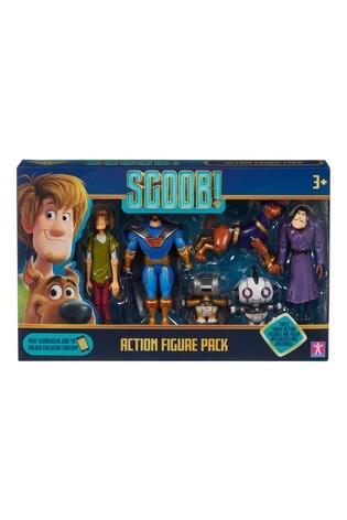 Scoob! Action Figure Multi Pack