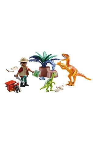 Playmobil® 70108 Dino Explorer Carry Case