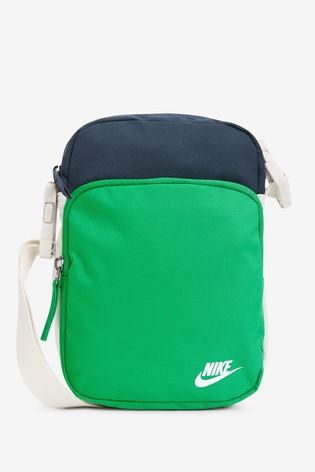 Nike Green Heritage Bag