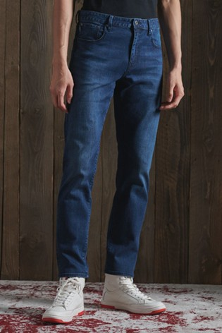 Superdry Ink Tailored Jeans