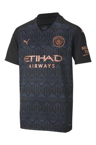 Puma Manchester City Away Junior Jersey