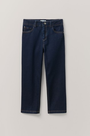 Crew Clothing Blue Slim Fit Jeans