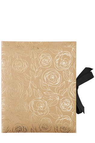 Paperchase Gold Rose Photo Album