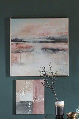 Morning Rise Framed Art by Gallery Direct