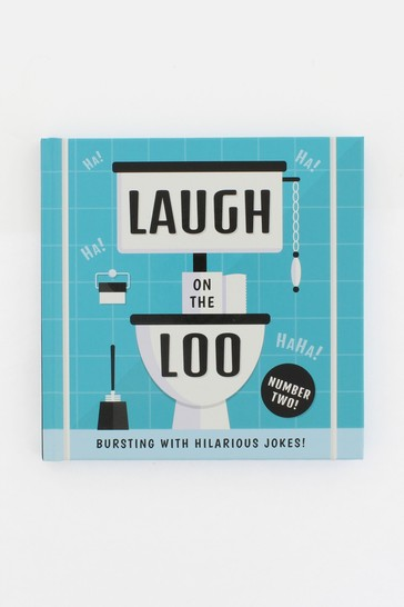 Laugh On The Loo Joke Book Volume 2