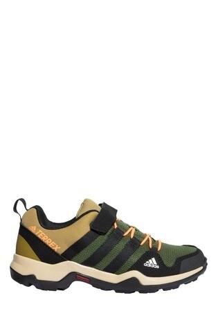 adidas Khaki/Brown AX2R Trainers