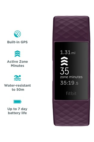 Fitbit® Charge 4